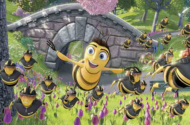 Download Bee movie pc files from TraDownload