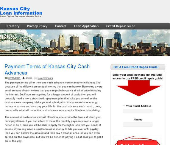Kansas city loan sharks