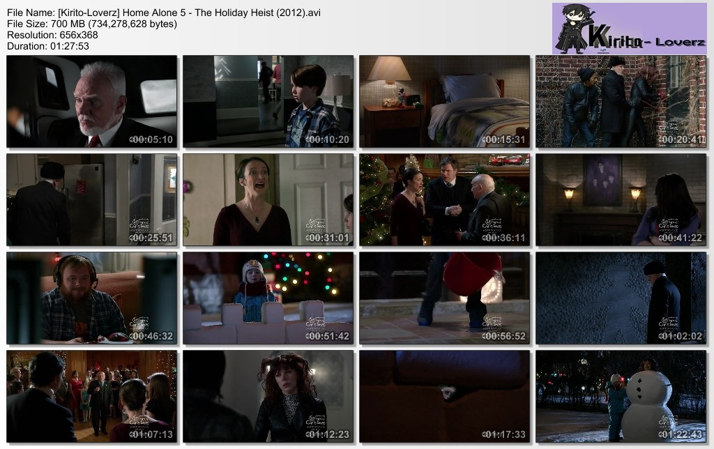 Watch Home Alone 5 The Holiday Heist quanlity HD