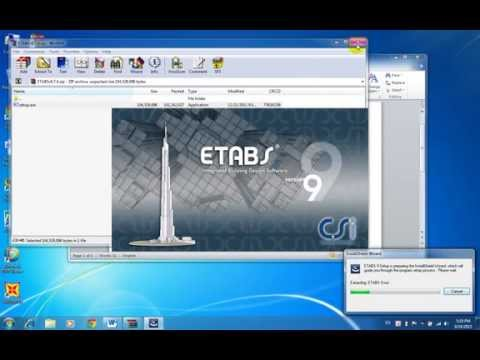 ETABS 2016 (Version 1620) Release Notes