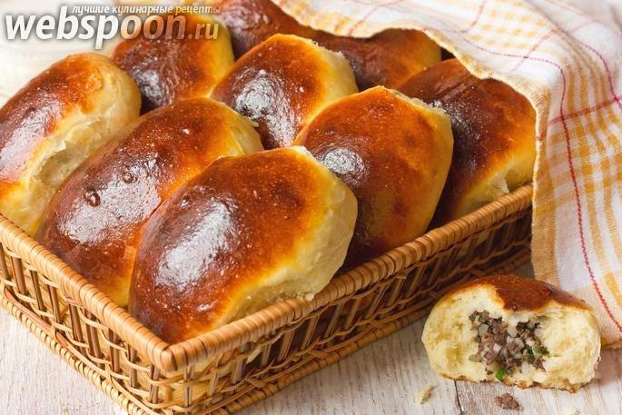 Быстрый рецепт печеные пирожки