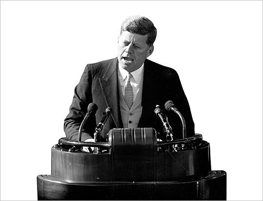 John f kennedy most famous speech