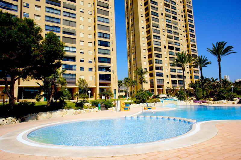 Недвижимость в испании бенидорм купить