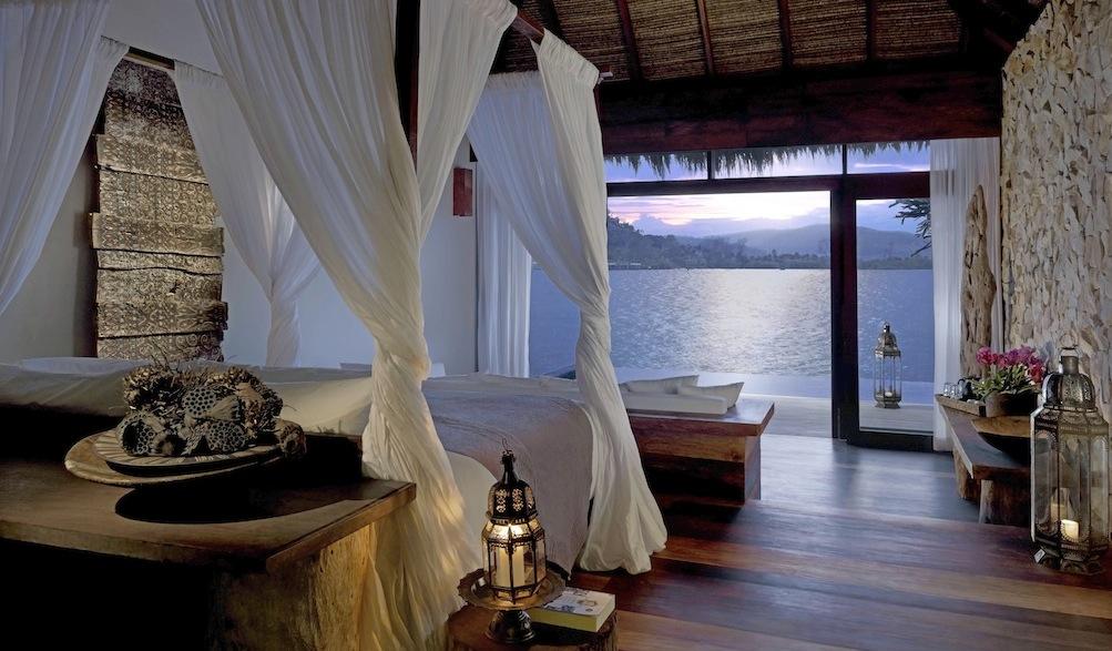 Квартира в остров Храни дешево на берегу