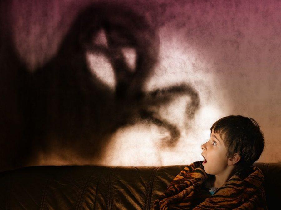 Ребенок боится темноты! Что делать? - Журнал