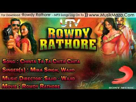 Chinta Ta Ta Chita Chita Rowdy Rathore 2012 Video Song