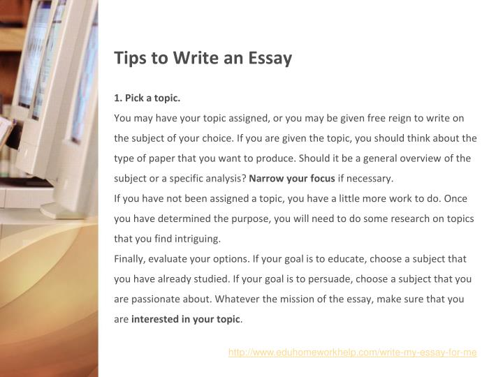 Write my essay on homework should be given or not