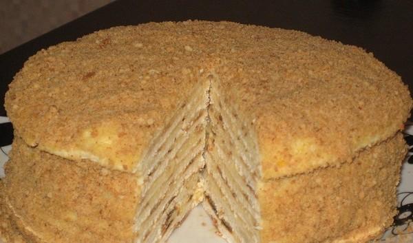 Вкусные и быстрые рецепты тортов с фото в домашних условиях