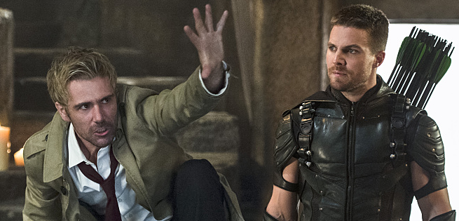Haunted Watch Arrow : Season 4 Episode 5