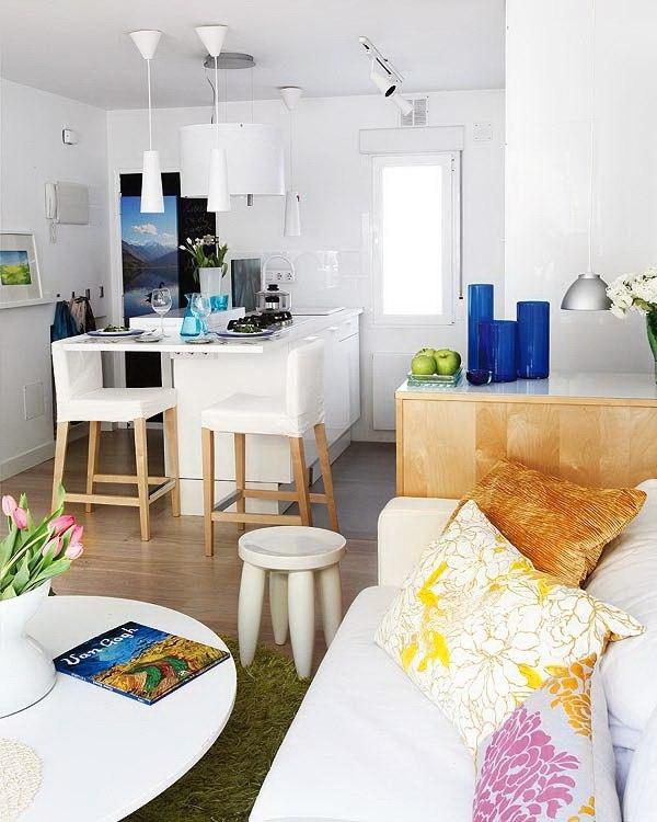 Небольшая квартира в испании