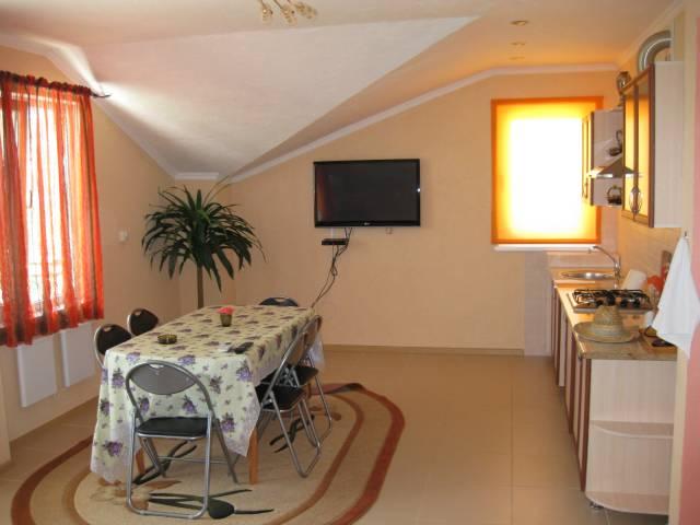 Квартира в Кос на сервере берегу моря