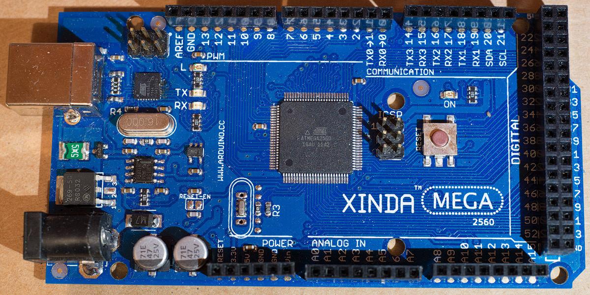 Скачать драйвер arduino mega 2560
