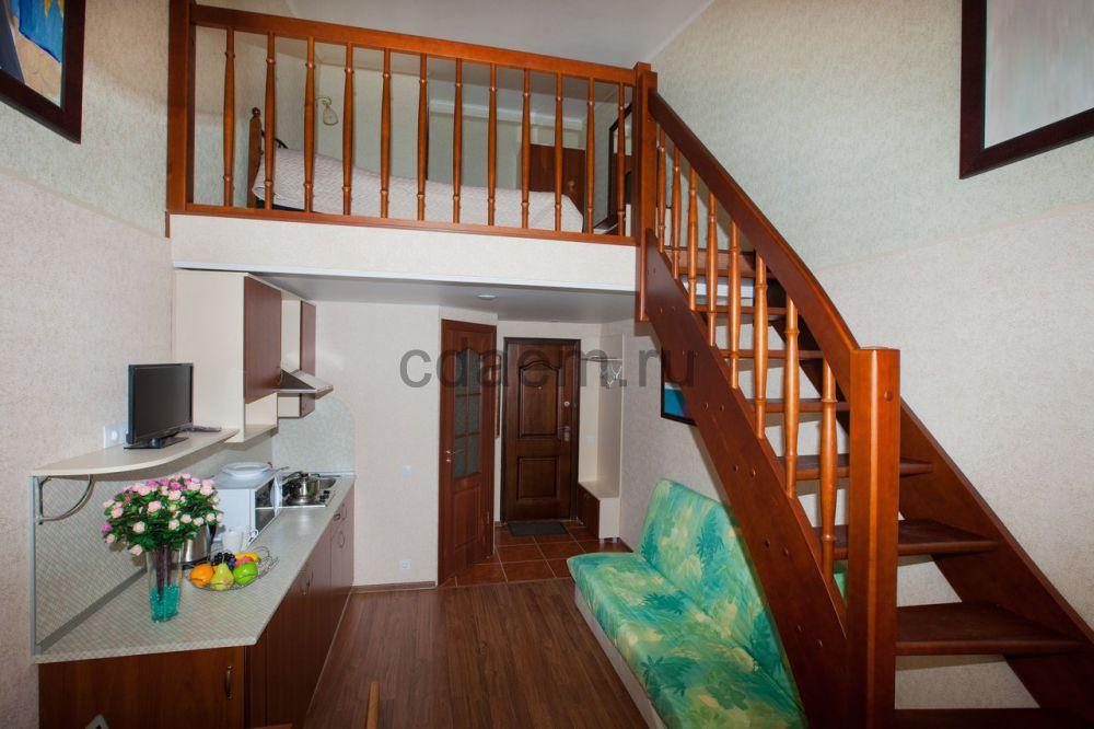 Квартира студия в остров Трикала