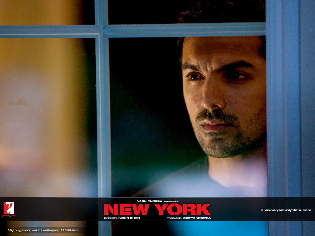 New York (2009) Bollywood Movie BRRip 720P