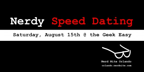 Speed dating events in orlando florida