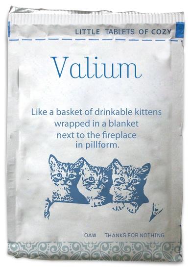 Conseguir valium