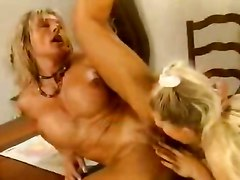Threesome with two asain women video
