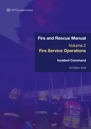 Home office fire service manuals