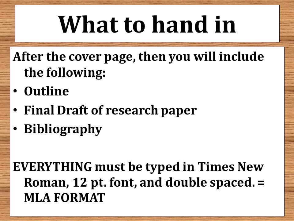 APA Style Research Papers: Example of Format and