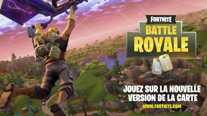 Fortnite: Battle Royale Review and Download - MMO Bomb