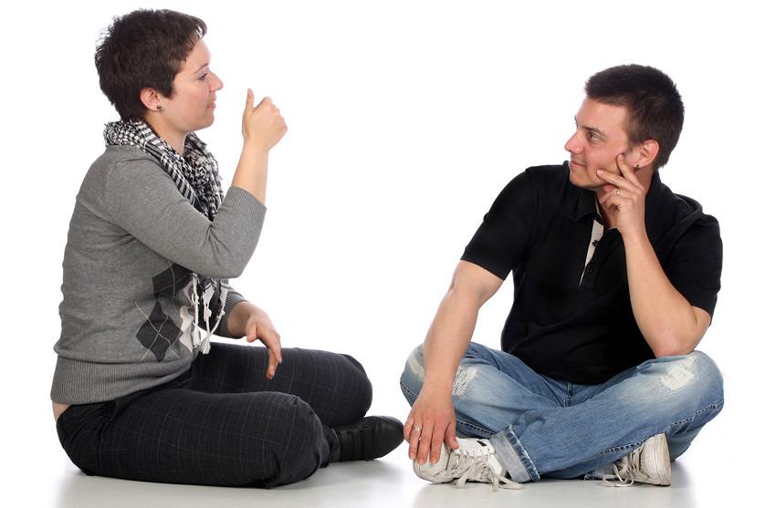 Dating a deaf person reddit