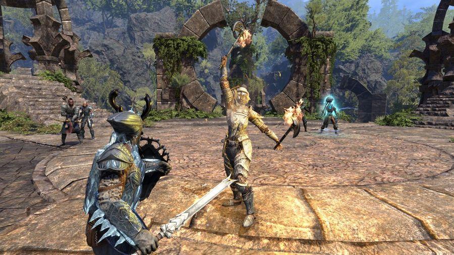 Controls - Elder Scrolls Online Wiki