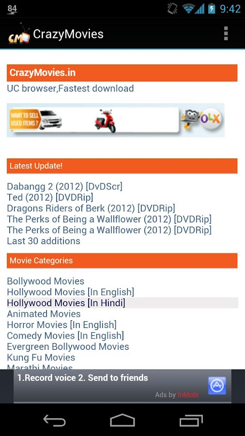 llywood movie in hindi for mp4 in mobile free download