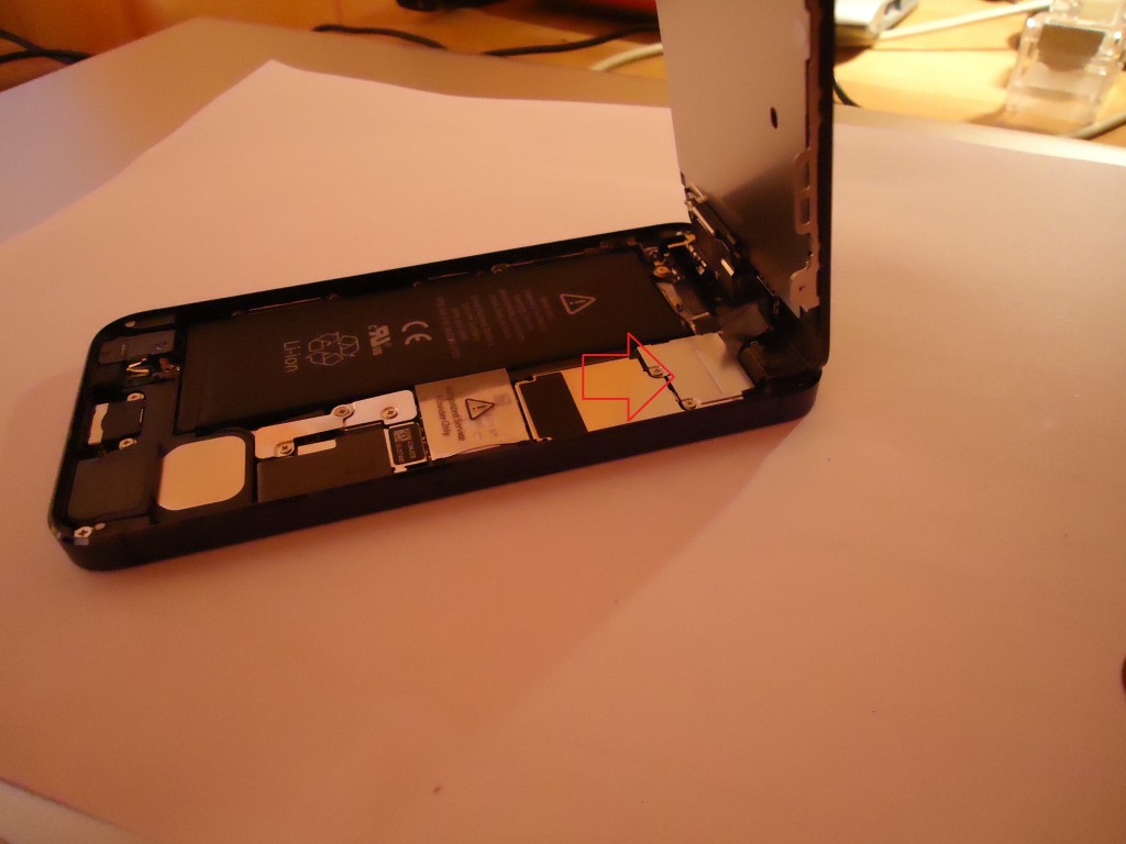 Anleitung iphone 5 display wechseln