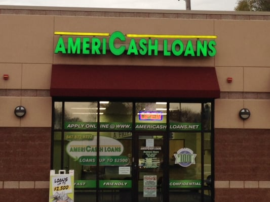 Americash loans arlington heights il