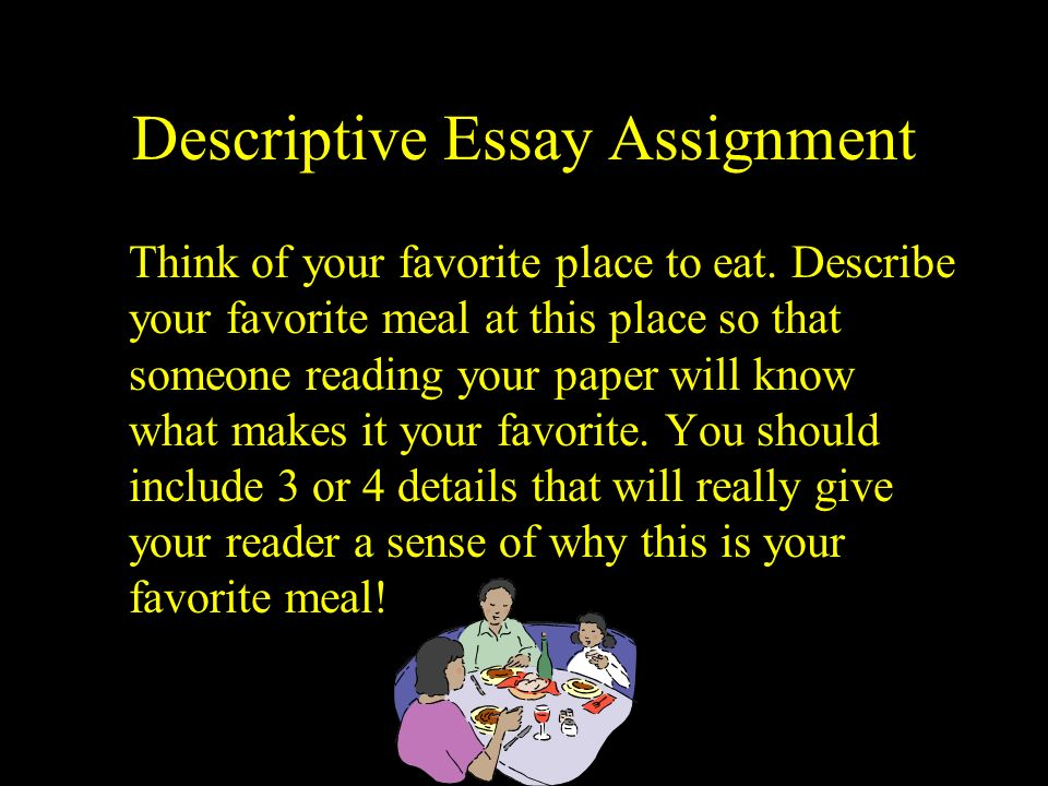 My Favorite Place Free Essays - Free Essay Examples and