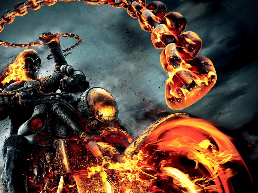 Ghost Rider: Spirit of Vengeance (2012) Movie