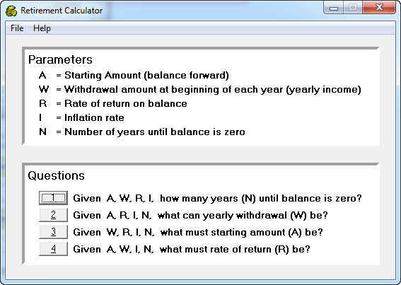 Scotiabank retirement calculator ny question papers