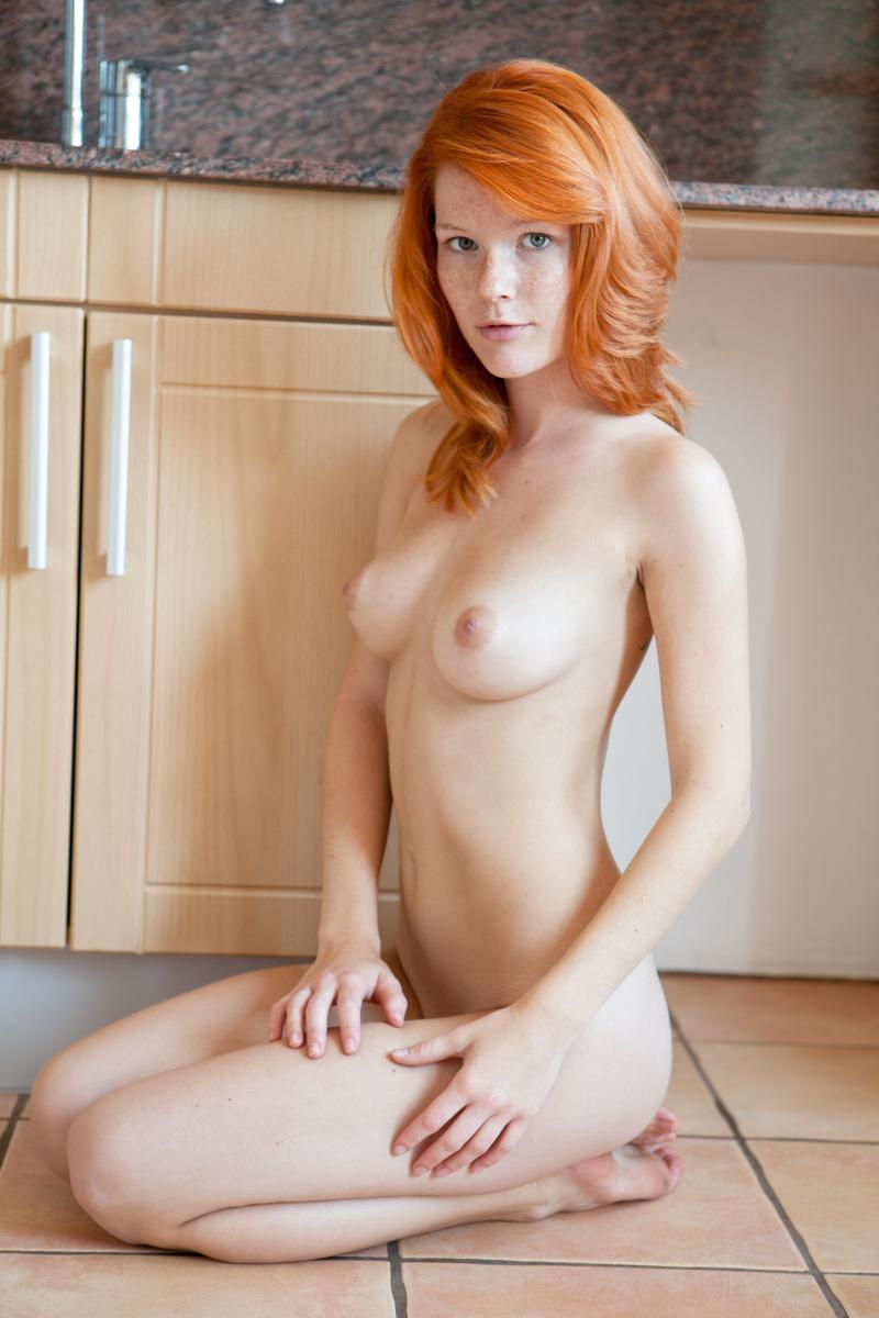Solo redhead video gallery