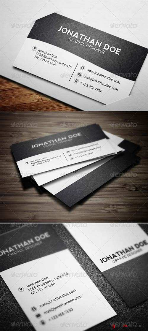 Speed dating business cards