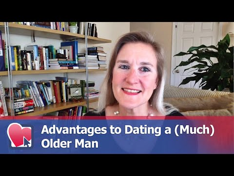 Dating an older man tips