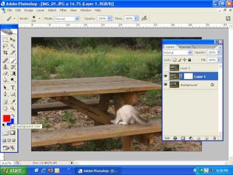 Adjustment Layers Masking: Photoshop Tutorial