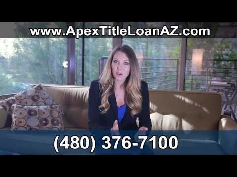 Title loans gilbert az