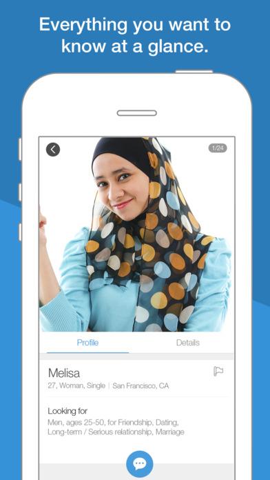 Online muslim dating service
