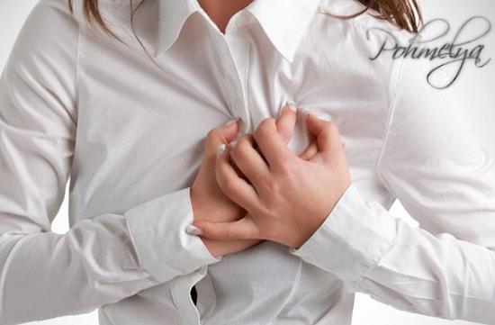 Болезни сердца, первые признаки