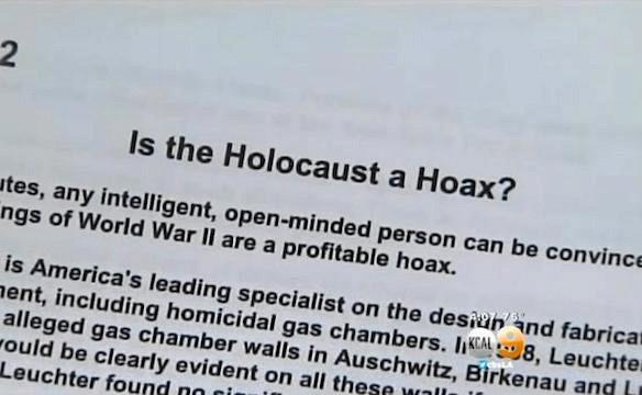 Holocaust essay topics
