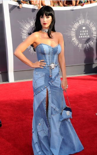 Katy perry music awards date