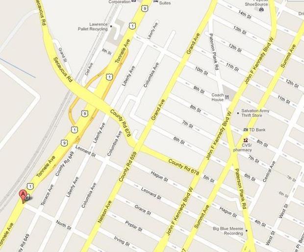 Rbc office jersey city quake