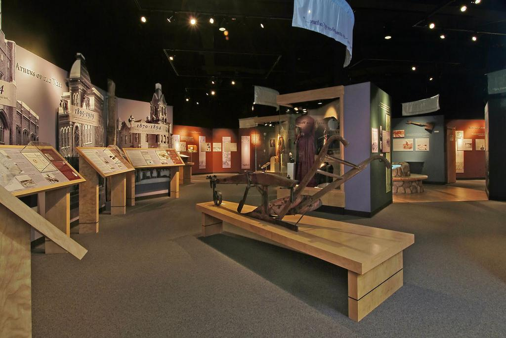 Scotiabank history museum exhibitions manchester