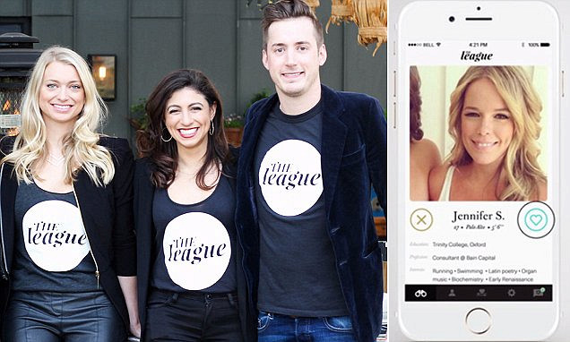 Dating app for rich and famous