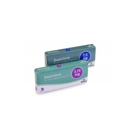 Zopiclone 3.75 mg tablets