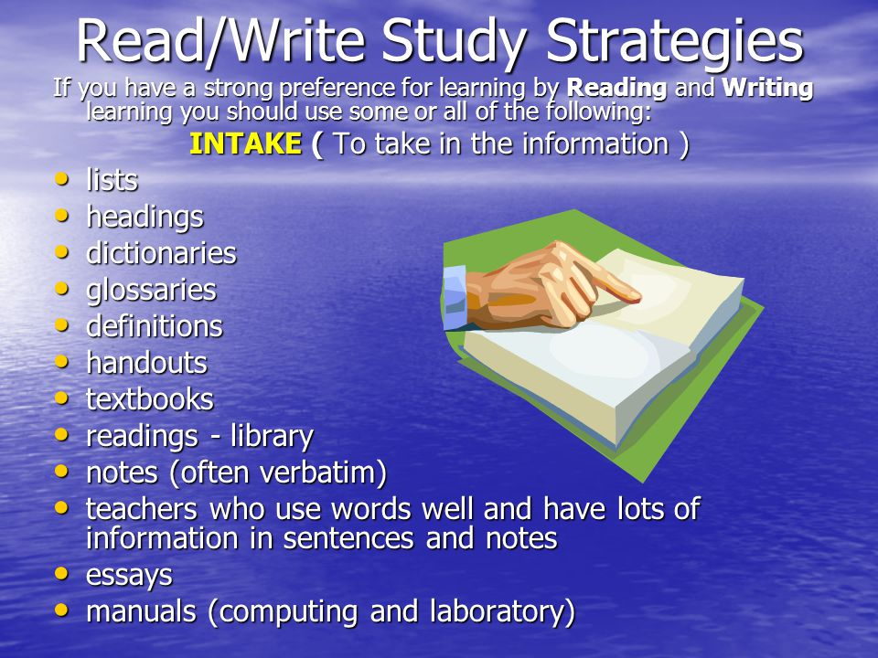 Write my reading habit essay