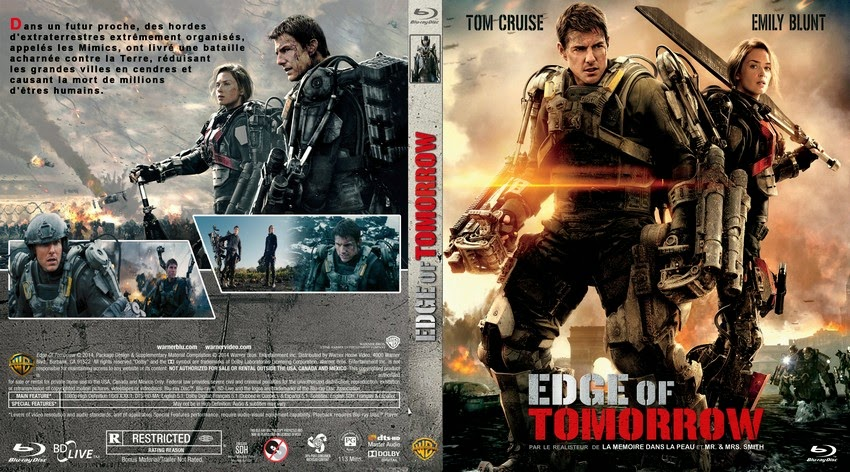 Edge of Tomorrow 2014 Dual Audio Hindi-Eng DD 51