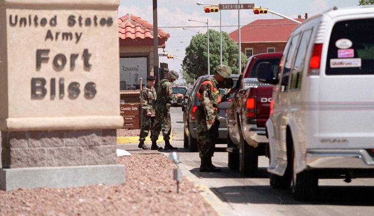 El paso military loans