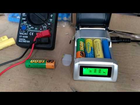 Зарядное устройство аа аккумуляторов алиэкспресс