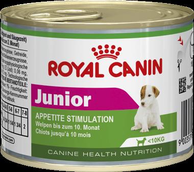 Корм royal canin junior 195g